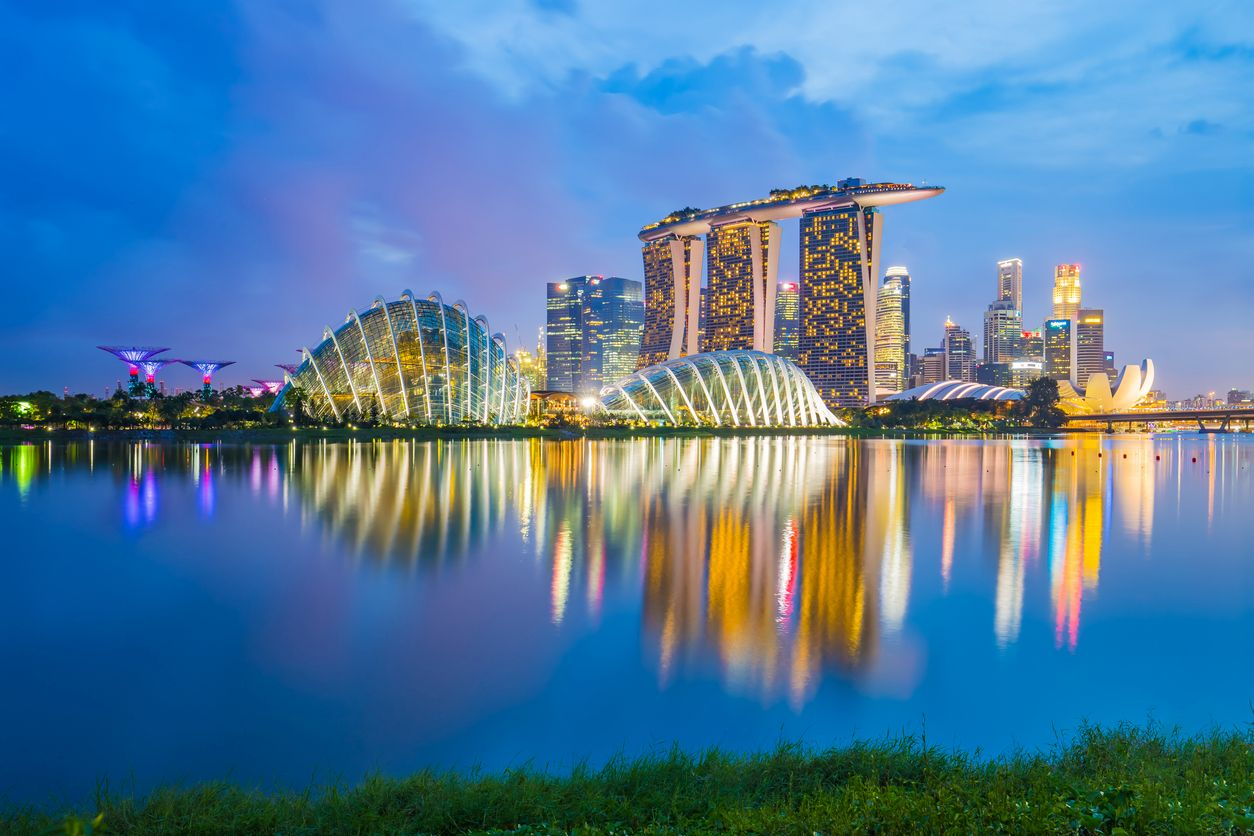 Making Singapore a Trusted, AI-Enabled Digital Economy