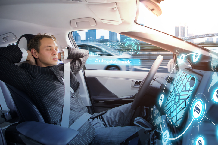 The Connected Car Conundrum | CDOTrends