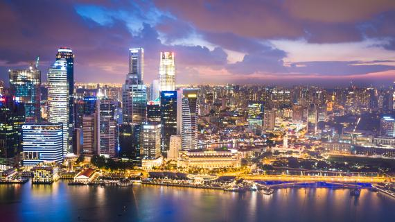 Chief Digital Officer Asia Summit  - Singapore